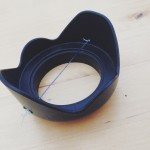 "Cheap ""Anamorphic"" filter"