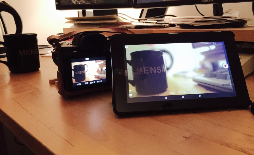 $35 external monitor: Kindle Fire tablet